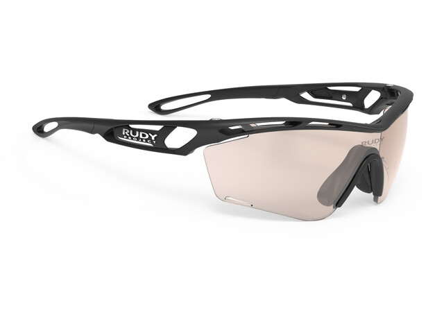 Rudy Project Tralyx Slim Lunettes, black matte/impactX 2 photochromic laser red